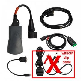 Full Cihps Lexia-3 Lexia3 V48 PP2000 V25 without clip cable