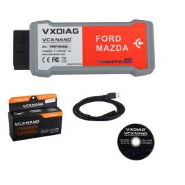 VXDIAG VCX NANO for Ford/Mazda 2 in 1 with IDS