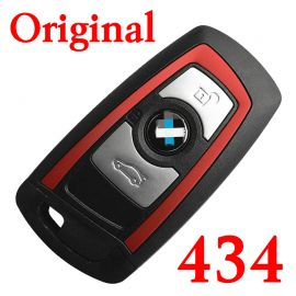 Original 3 Buttons 434 MHz Smart Key for 2009-2014 BMW 7 Series / YGOHUF5767