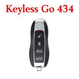 4 Buttons 434 MHz Smart Proximity Key for Porsche - Keyless Go