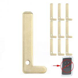 Emergency Key For Renault Smart Key 5pcs/lot