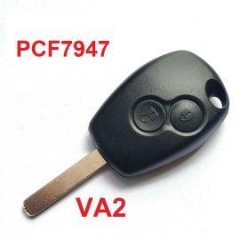 (433Mhz) PCF7947 Remote Key For Renault Wind Modus Kangoo (VA2)