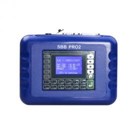 V48.88 SBB PRO2 Key Programmer Supports New Cars to 2017.12 No Tokens Limitation Replace SBB 46.02