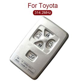for Toyota Alphaprevia Zoncode USA (2013)5 Button 314.2 MHz 271451-0780