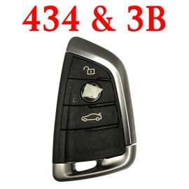 3 Buttons 434 MHz Smart Proximity Key for BMW FEM & F Series Cars