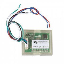 SQU OF68 Universal Car Emulator Mini Parts Big Works