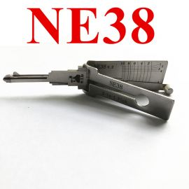 LISHI NE38 Auto Pick and Decoder for Honda Ford