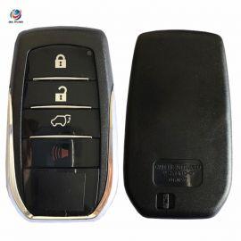 for Toyota Land Cruiser Smart Remote Key 3+1 Button 434MHz (A9) 61E338-0020