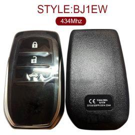 Original Smart Key for Toyota Camry - 3 Buttons 433MHz BJ1EW 89904-33660
