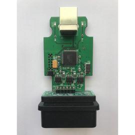 V2 VA-G OBD Scanner V20.4.2 Atmega162+16V8B+FT232RQ