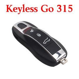 3 Buttons 315 MHz Smart Proximity Key for Porsche ID49