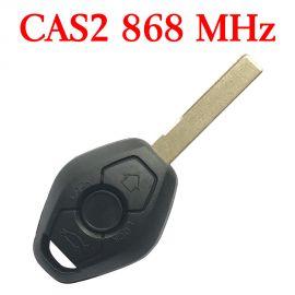 868 MHz BMW CAS2 Remote Head Key