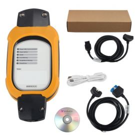 VCADS 88890180 (88890020 + Yellow Protection) Truck Diagnostic Interface for Volvo/Renault
