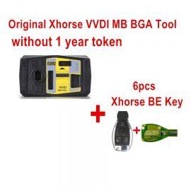 VVDI MB BGA Tool without 1 year token