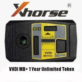 Original Xhorse VVDI MB BGA TooL Benz Key Programmer with 1 Year Unlimited Tokens free gift 20pcs Super Chip