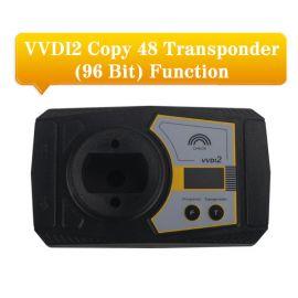 Xhorse VVDI2 Copy 48 Transponder (96 Bit) Authorization with Free MQB License