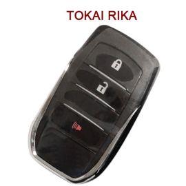 for Toyota Land Cruiser Smart Remote Key 2+1 Button 315MHz and 434MHz TOKAI RIKA