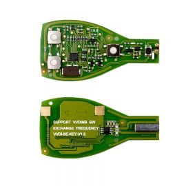 Xhorse VVDI BE Key Pro Improved Version XNBZ01EN PCB v1.2 for VVDI MB