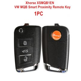 Xhorse VW MQB Smart Proximity Remote Key XSMQB1EN 3 Buttons for VVDI2 VVDI Key Tool