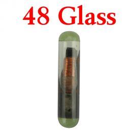 Genuine ID48 TP08 Glass Chip  - ID 48