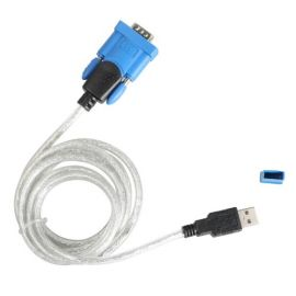 High Quality Z-TEK USB1.1 to RS232 Convert Connector for Honda HDS HIM