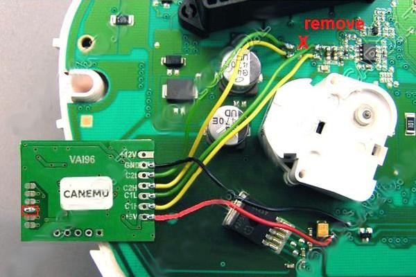 CANEMU CAN Filter FOR Renault Laguna III