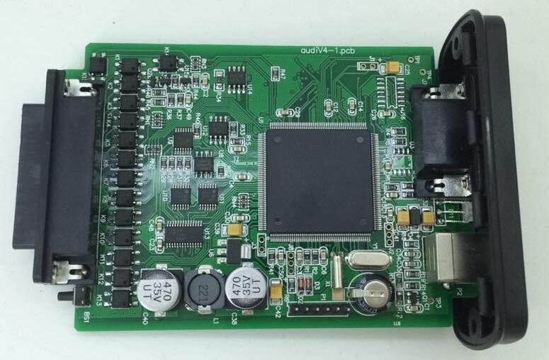 FVDI PCB