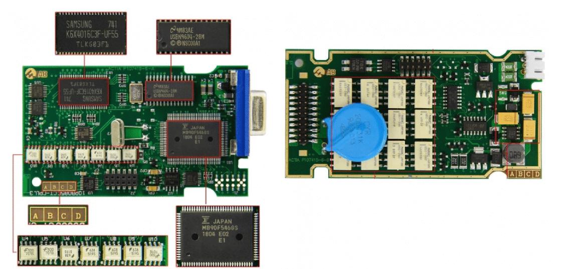 A quality PP2000 PCB