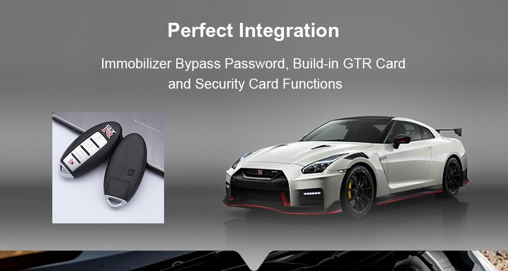 SVCI ING infiniti/Nissan/GTR Professional Diagnostic Tool