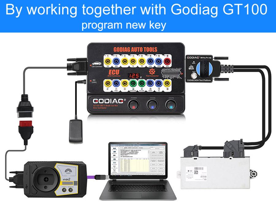 GODIAG BMW CAS4 & CAS4+ Test Platform 3