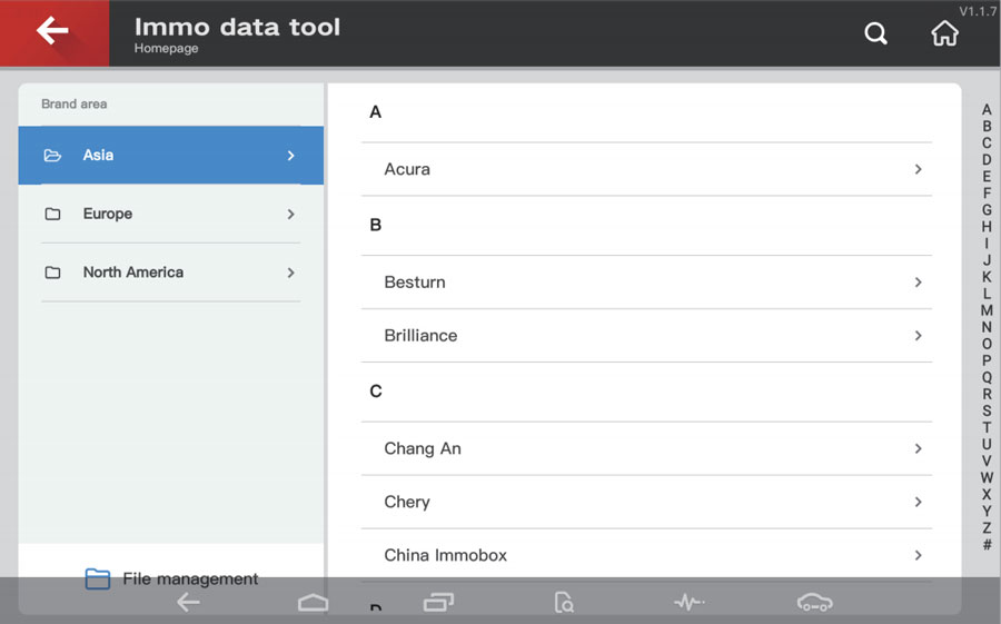 key tool plus immo data tool