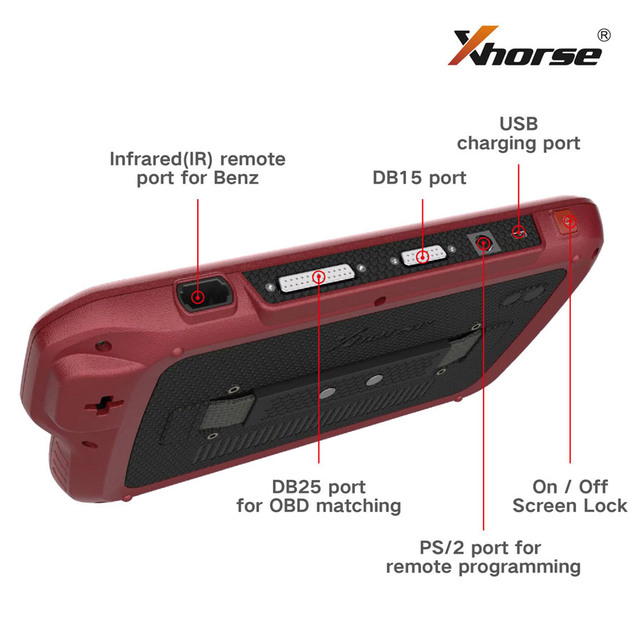 Xhorse Key Tool Plus Port